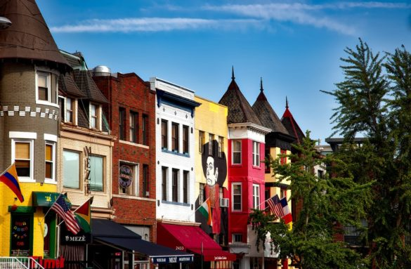 washington dc best neighborhoods to visit