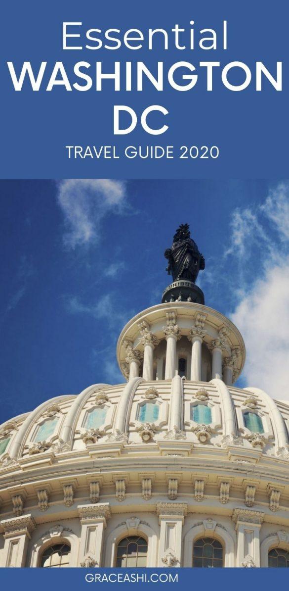 Washington dc travel guide