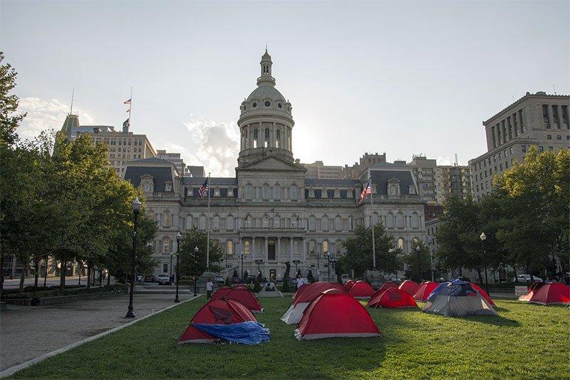 Baltimore Visit Places