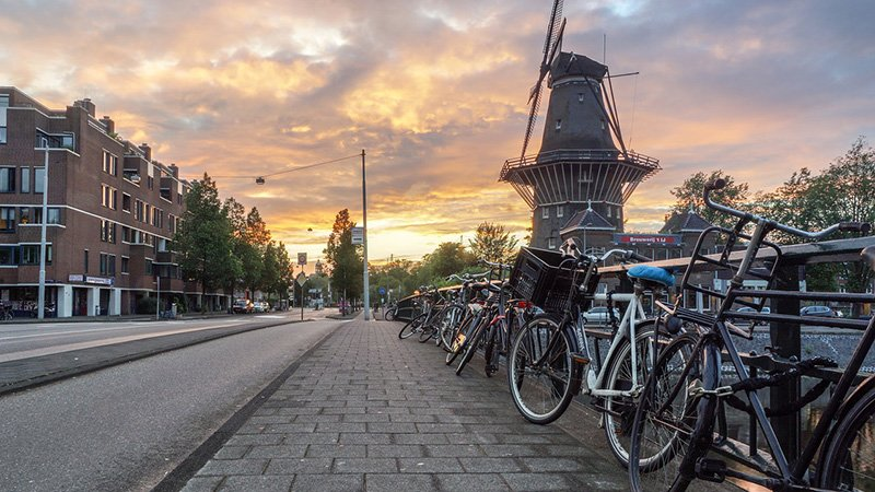 best time to visit Amsterdam