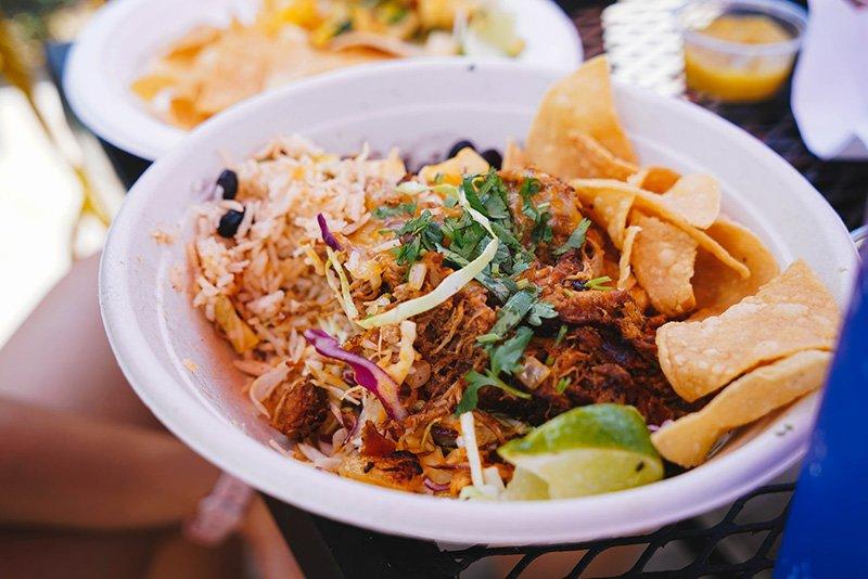 eat in Los Angeles