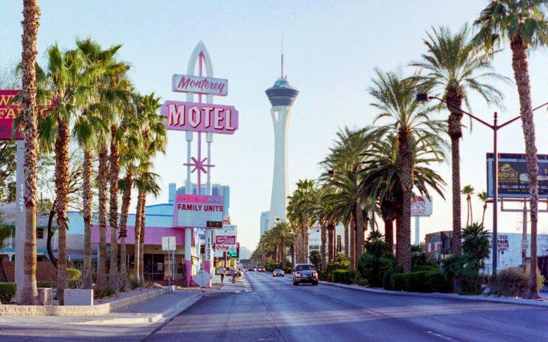 stay in Las Vegas